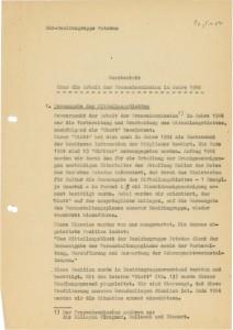 BdA_1984-10-05 Kurzbericht Arbeit Pressekommission Bez-Gruppe Potsdam
